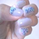 Caviar Lavender Confetti.