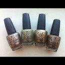 My Fav Accent Nail Polishes