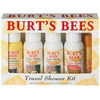Burt's Bees Travel Shower Kit