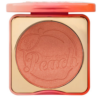 Papa Don't Peach Peach-Infused Blush