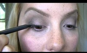 Burberry Beauty Eye Makeup Tutorial
