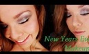 NEW YEARS EVE MAKEUP! - Using Drugstore Products!