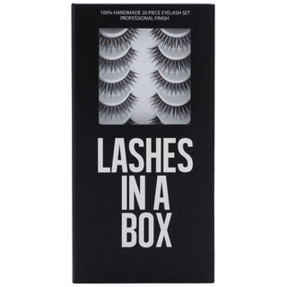 LASHES IN A BOX N°6