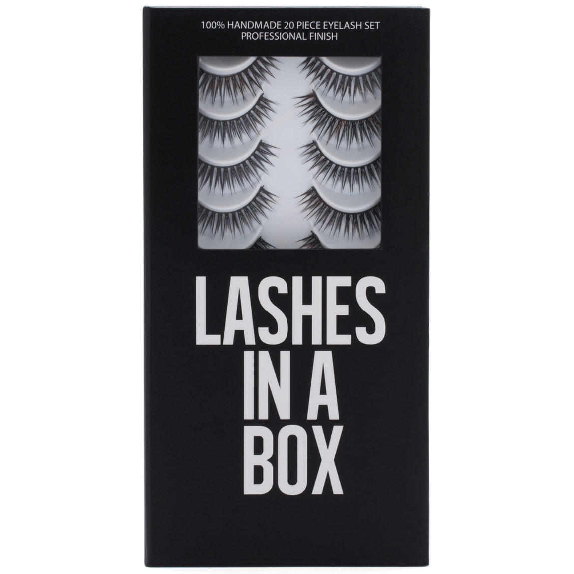 LASHES IN A BOX N°6 product swatch.