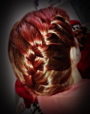 Mammy's hair :)