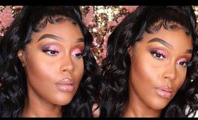 GRWM 💓Valentine Day Makeup Tutorial💓New Foundation Routine