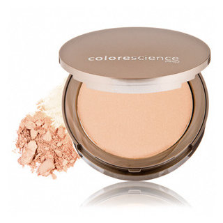 Colorescience Pressed Mineral Foundation Compact-Light As A Feather