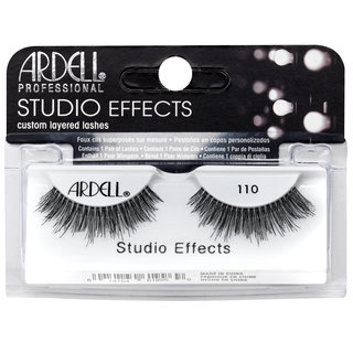 Studio Effects Lashes 110 Black