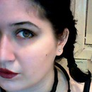 Natural Eyes, Deep red lip