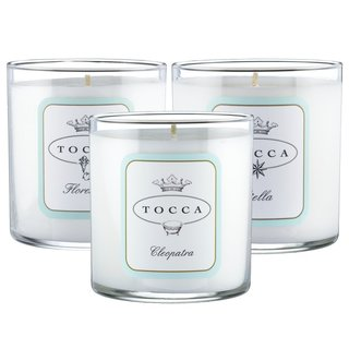 Tocca Beauty Candle Collection