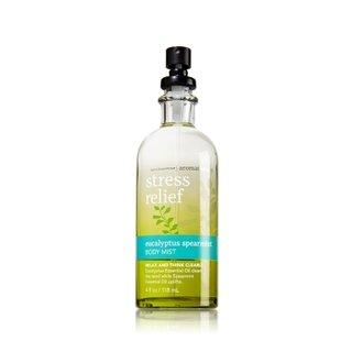 Bath & Body Works Aromatherapy Body Mist Stress Relief - Eucalyptus Spearmint