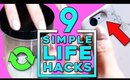 9 Simple Life Hacks To Jumpstart Your Day!