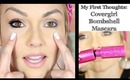 My First, First Impression Video: COVERGIRL Bombshell Mascara