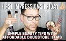 Fast and Easy Drugstore Makeup Routine using Affordable Beauty Products | mathias4makeup