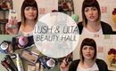 BEAUTY HAUL (LUSH & ULTA) | Magnolia Rose