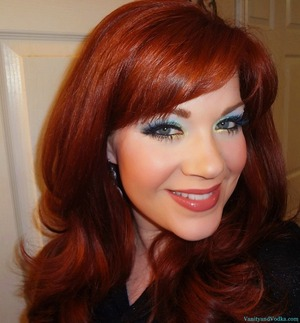 For more info on products used, please visit: http://www.vanityandvodka.com/2013/06/mermaid.html xoxo! Colleen