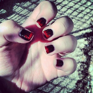 They looked amazing in real life! I loveee these.