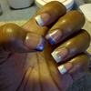 My nails and clients nails