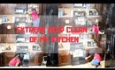 EXTREME DEEP CLEANING MY KITCHEN//WEEKEND CLEANING MOTIVATION//SPEED CLEANING 2019