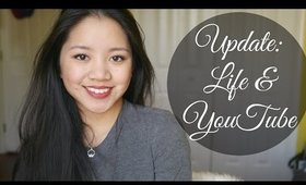Life Update: Graduating, Getting a Job, YouTube Plans, and More!