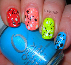For more info visit my blog http://summerella31.blogspot.com/2013/06/black-white-and-neon-all-over.html