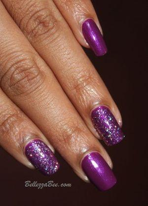 http://www.bellezzabee.com/2012/10/nail-challenge-day-17-purple-glitter.html
