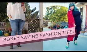 How to Save Money on Plus Size Fashion