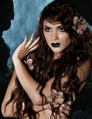 Make Up Artist : Myself *MissCurstieMarieArtistry* Hair Stylist : Lizbeth V Model : Dawn Michelle Photographer : Couture Portraiture