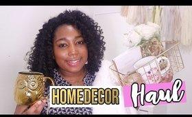 Home Decor Haul  - Homegoods, TJMaxx & Target | Jessica Chanell
