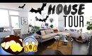 😱Insane Apartment Tour    | Karissa Pukas 👻 Halloween 2017 |