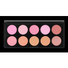 Crown Brush 10 Color Blush Palette