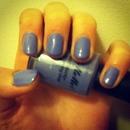 purple nails