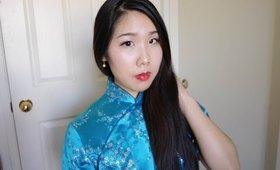 Mulan Makeup ♡ Disney Princess Collaboration