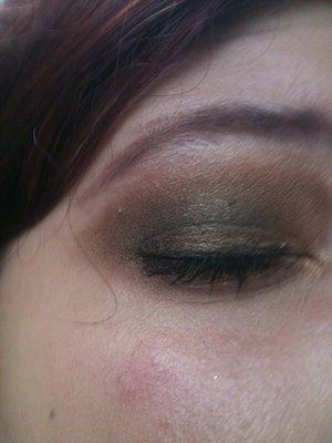 bronzy beachy eye