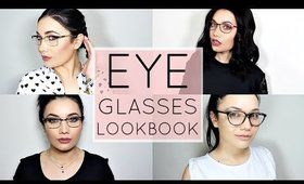 Glasses Lookbook | Styling Your Glasses Wardrobe