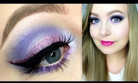 Pastel Spring Makeup Tutorial - Urban Decay XX Vice Ltd Reloaded palette
