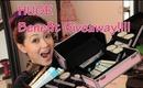 5 Minute Spring Makeup tutorial and HUGE HUGE Benefit Giveaway!!!!!