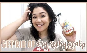 DIY Hair Mask for Dandruff, Psoriasis and Dry, Itchy Scalp