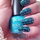 Beaded nails