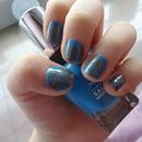 Blue & Gold.