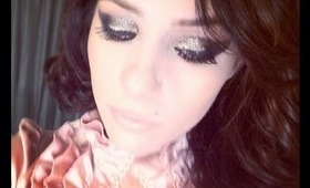 Holiday Glam Look #2