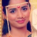 traditional maharashtrian wedding look
