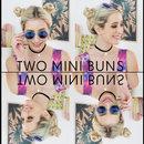 Two Mini Buns