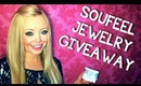 Soufeel Jewellery ♥ £100 International Giveaway - Swarovski Crystals, Pandora style charms & more