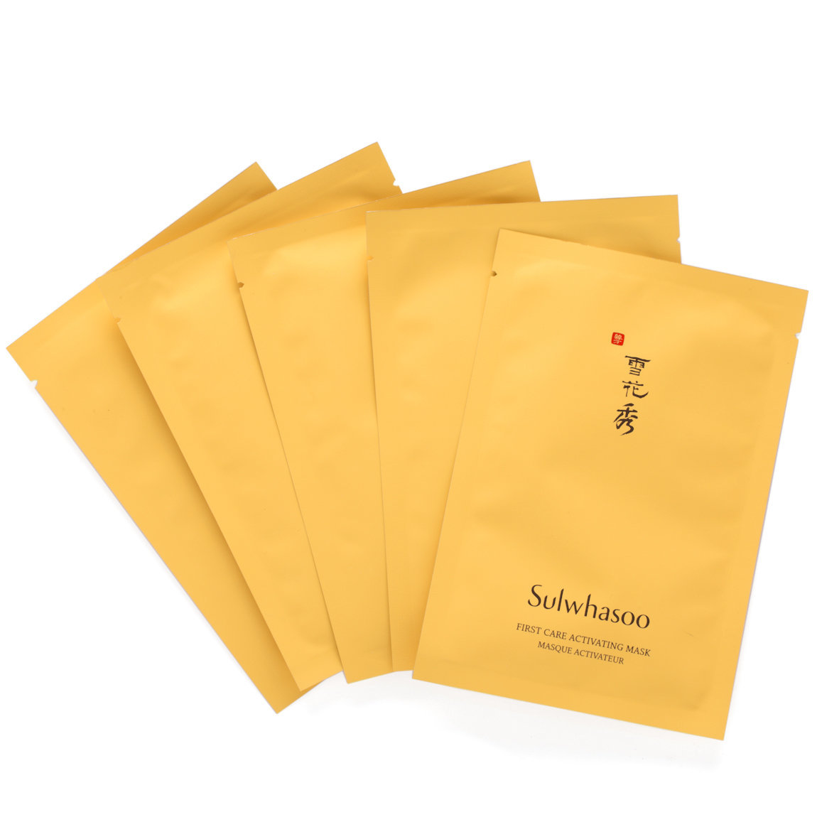 Sulwhasoo First Care Activating Mask product swatch.