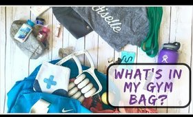 What's In My Gym Bag? | Nikki's Haven