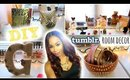 Fall & Winter DIY Room Decorations for Cheap! + Make Your Room Look Like Tumblr! Cute & Affordable ♥