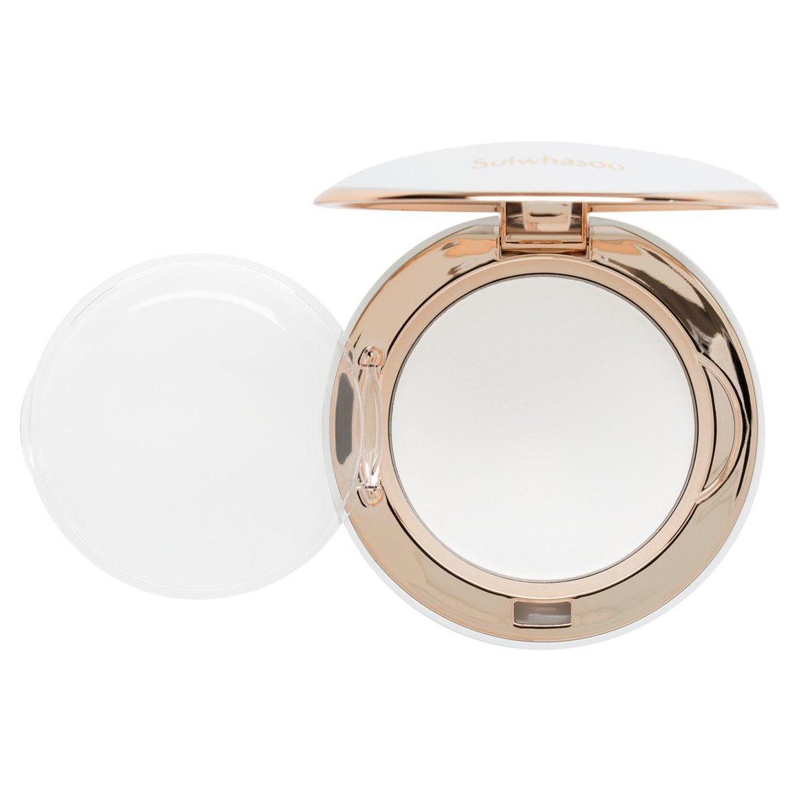 Sulwhasoo 	Powder For Cushion product smear.