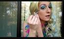 Mermaid Halloween Makeup and Costume Tutorial
