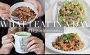 What I Eat in a Day #VeganNovember 2 (Vegan/Plant-based) | JessBeautician